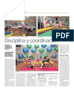 Disciplina y coordinación