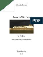 Salomão Rovedo - Amor a São Luis (Poesia)