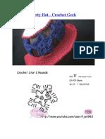 Crochet Liberty Hat