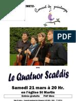 Quatuor Scaldis