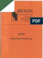 Hugin - UFO Dokumentensammlung (1986, 80 S.)