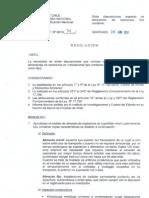 RESOL. 9010-71 Polvorines Tipo Conteiner