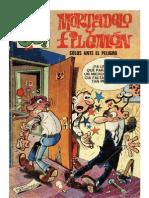 Mortadelo y Filemon - Solos Ante El Peligro