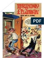 Mortadelo y Filemon - Solos Ante El Peligro
