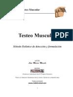 Manual de Testeo Muscular