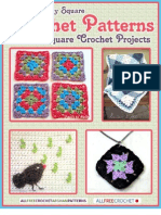 11 Granny Square Crochet Patterns for Square Crochet Projects eBook
