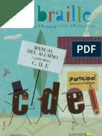 Manual para el alumno. 25 concurso ONCE
