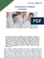 Implantes Vital Dent Valencia - Dudas Resueltas