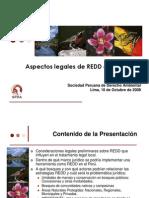 JL. Capella - Aspectos Legales de REDD en Peru