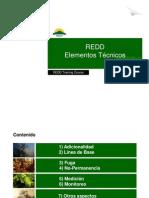 J. Hayward - Elementos Tecnicos de REDD