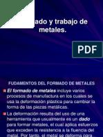 Trabajo Caliente de Metales