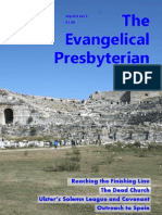 The Evangelical Presbyterian - September-October 2012