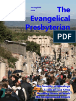 The Evangelical Presbyterian - July-August 2012