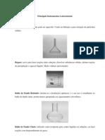 Principais Instrumentos Laboratoriais