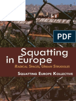 Squatting in Europe