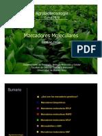 2011_12 Marcadores Moleculares