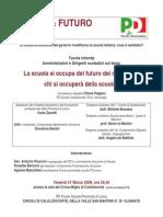 090327 Volantino PD Scuola_incontro Sala Civica