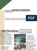 Advertisement Analysis
