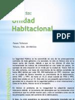 Proyecto Toluca Unidad Habitacional