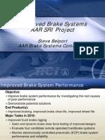 MARTS Presentation on Brake System Performance October 2010