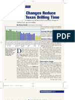 Step Changes Reduce East Texas Drilling Time