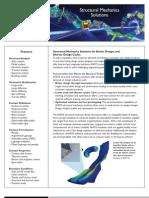 12.0 Structural Mechanics Solutions