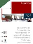 Relatoria I Modulo Encuentro (3)