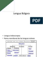 Lengua Búlgara