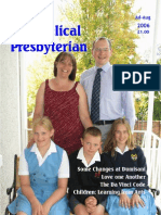 The Evangelical Presbyterian - July-August 2006