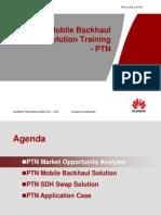 IP Mobile Backhaul Solution Training-PTN
