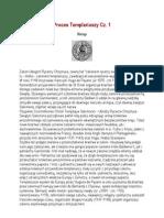 4.Proces Templariuszy Cz. 1