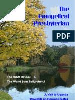 The Evangelical Presbyterian - November-December 2009