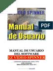 Ez Video Spinner Manual de Usuario en pdf