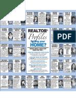 Realtor Profiles