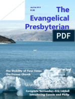 The Evangelical Presbyterian - Janaury-February 2012