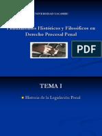 Fundamentos Filosoficos Del Derecho Procesal Penal
