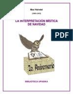 116456864 Max Heindel Interpretacion de La Navidad (1)
