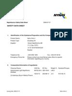 Nytro Orion i Safety Data Sheet