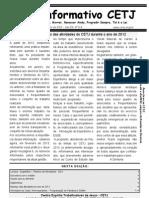 Informativo CETJ (2013-02)