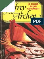Jeffrey Archer - O Tolba Plina Cu Sageti (v2.0)