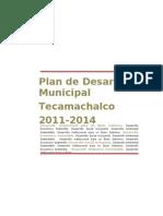 Plan Municipal de Cuatro Ejes
