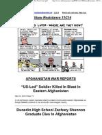 Military Resistance 11C14