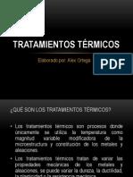 Tratamientos Térmicos - Alex Ortega - 4to Mecatrónica