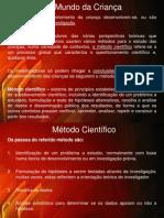 1 - Método Científico