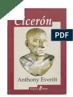 Cicerón - Anthony Everitt