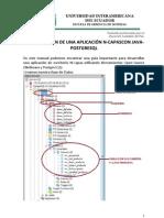 Manual de Desarrollo Aplicacion n Capas