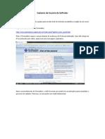 Manual SciFinder