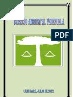 Trabajo Derecho Ambiental Venezuela