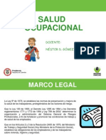 Presentacion Salud Ocupacional