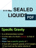 300 Liquid Properties